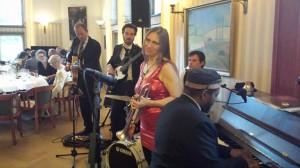 Amersfoort Jazz 2014 met Saskia Laroo